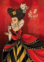 Queen of Heart by Hell-Strawberry