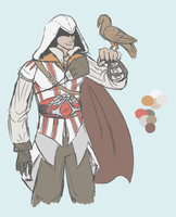 EZIO ! by Jspx