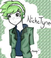 NickoTyne by Melodyx902