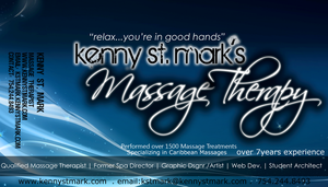 My Business Card Design2 by Kennyjohn