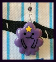 Lumpy Space Princess Charm 2.0 by Mechy-Chan