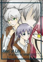 REEL OF LIFE: COVER by alexkraus1013