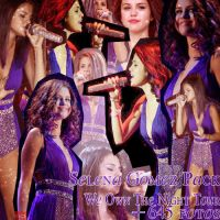 #Selena Gomez Pack We Own The Night by BrenduGomezEditions