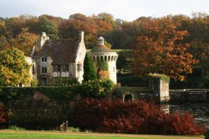 Scotney Castle 10 - Stock by OghamMoon
