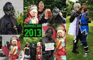 Animecon 2013 by sheiku92