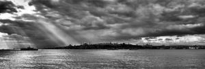 Istanbul City View by TanBekdemir