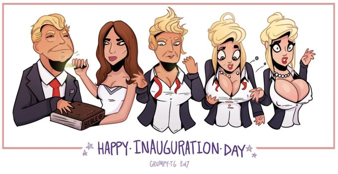 Happy Inauguration Day - TG Transformation by Grumpy-TG