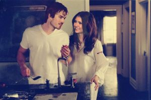 Nian and kitchen by lola-de-vamp