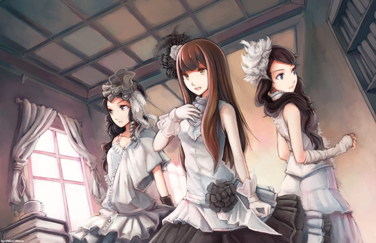 Kalafina by softmode