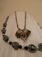 Nature Owl Necklace by DOC-Ash1391