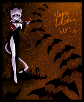 happy halloween, 2013 c: by madam-top-hat