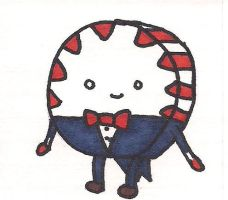 Peppermint Butler by Mummbles48