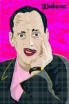 John Waters by poisontoothprints
