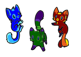 Kitty Adopts by Shadowwolf66667