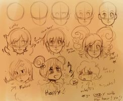How to Draw Anime by mimithefangirl1
