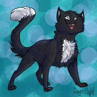 AT: Ravenfrost by GingerFlight