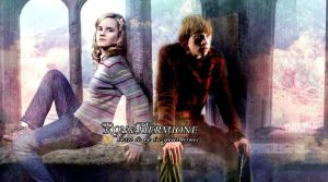 ron and hermione by gothicgals