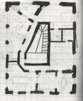 An Apartment- Plan 5 by JRHarrison