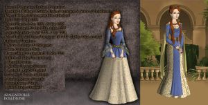 Eleanor of Aquitaine, Queen of England 1154-1189 by TFfan234