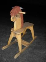 rocking horse 04 by Stephasaurus-Stock