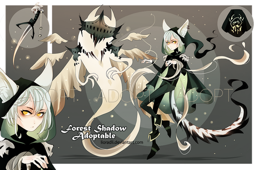 Forest Shadow Adopt Auction [closed] by LiorAdli