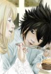 L and Misa by shakealicious