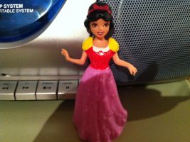 Mattel Snow White Doll in her peasant outfit by SweetHea