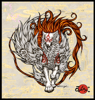 Okami - Take Two by pavocristo
