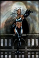 Storm by BIGGMMIGGZ _ COLORS _ by carol-colors