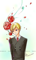 REQ_Ouran: Roses for you by helloleek
