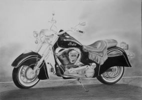 Indian Chief 2011 Model, Work by resistanceispointles