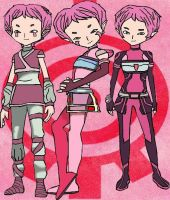 CLE-Aelita by TheFlameDemon23