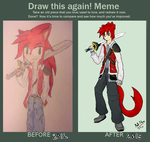 Meme: Draw it again by Matt-Flame