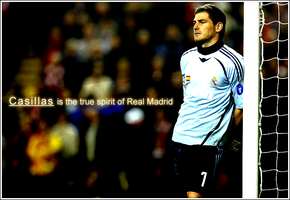 Iker Casillas We love you by DaShiR