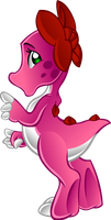 Birdo by megadrivesonic