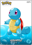 Squirtle by PokeCardss