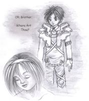 Oh Brother by sailorstarnite