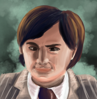 Young Steve Jobs by FeatheredSoap