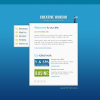 Design Bureau Template by apokalypseAT