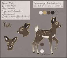Moki reference by D-eer