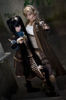 Steampunk: yours by da-monkey