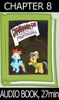 Daring Do and the secret of the 4th Wall - Chapt 8 by UltraTheHedgetoaster