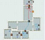 Basalt Halls Map Pages 6-7 by byona