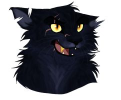 Yellowfang by IsharaHeart