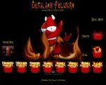 Devilish Folders by jlfarfan