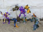 Decepticons Charge! by preceptorexe