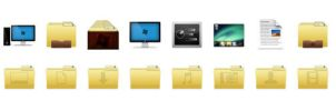 iWindows for Iconpackager by Rachid7Hmid