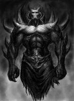 demonic djinn thing by satan-imp