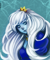 + Ice Queen + by taka-maple