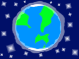 50. Seedrian Star Galaxy: Home Of The Seedrian WIP by FireUnleaser